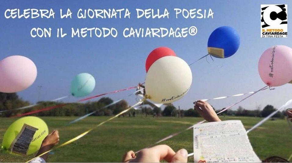 Celebriamo la Giornata della Poesia con il Metodo Caviardage®