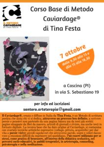 Cascina (Pisa) -Corso Base di Metodo Caviardage® di Tina Festa