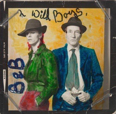 Il magico cut-up di Burroughs che ispirò Bowie