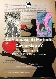 Cascina (PI) – Corso base di Metodo Caviardage®