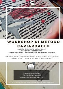Perugia-Workshop Di Metodo Caviardage®