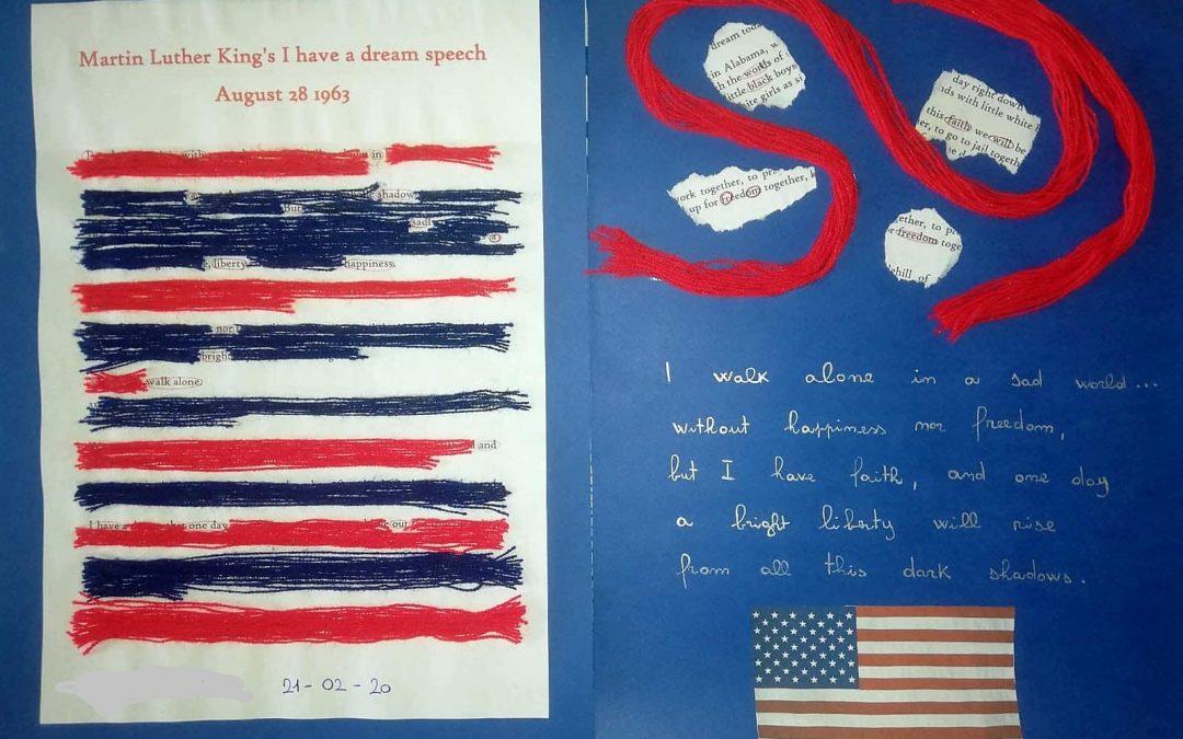 Progetto Caviardage nella didattica scolastica: trovare la poesia fra diritti civili, paure recondite e desideri nascosti