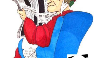 Dante e il Metodo Caviardage a scuola