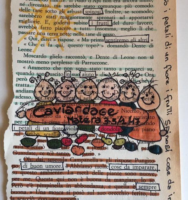 Da Matera, con amore. Note e colori dal VI Seminario Intensivo per Formatori Metodo Caviardage